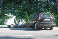 Жахлива аварія на Вінниччині: троє людей загинули