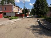 На провулку Литовському заасфальтують тротуари, дорогу та зроблять парковку біля дитячого садочку