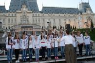 Хор «Гармонія» Вінницької дитячої школи мистецтв «Вишенька» отримав перемогу у Міжнародному фестивалі