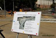 Гройсман перевірив хід реконструкції площі Гагаріна