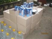 В Могилів-Подільському виявили підпільний цех з виробництва алкоголю відомих брендів. Контрабанди було на суму понад 1,5 млн.грн.