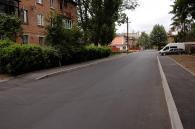Як виглядає провулок Литовський після капітального ремонту?