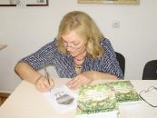 У Вінниці презентували книгу Лариси Сичко «Невигадані історії мого дитинства»