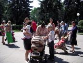 """В благодійній акції """"Парк мрій"""" вже взяло участь більше 200 діток"""