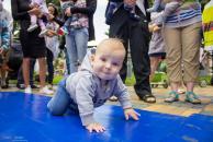 У Вінниці визначили найспритніших малюків