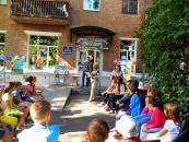 Маленькі вінничани зробили мапу Європи у техніці квілінг та побували на арт-пікніку