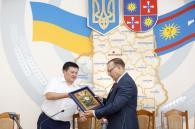 Луганські активісти дізнавались про досвід розвитку територій Вінничини