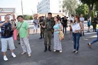 У Вінниці режисер Валерій Шалига знімає художній фільм про війну на Сході