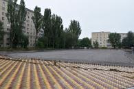 У Вінниці ще одна школа матиме сучасний та багатофункціональний спортивний комплекс під відкритим небом