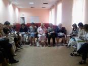 Вінничан пенсійного віку запрошують у розмовний клуб «English club», що діє при Терцентрі