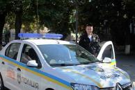 У центрі Вінниці вінничани знайомились із спецзасобами поліцейських та сучасними видами озброєння