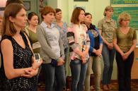 В бібліотеці Тімірязєва відбулась книжкова виставка до 160-річчя з дня народження Івана Франка