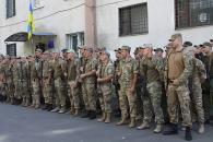 В зону АТО вирушив черговий загін вінницьких правоохоронців