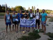 В парку Дружби народів відбувся турнір з пляжного волейболу серед чоловіків