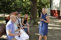 Учасники Літнього табору E-DemLab створювали концепти соціальних ІТ-проектів