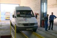 Правоохоронці перевіряли технічний стан пасажирського транспорту