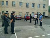 Поліцейські та нацгвардійці патрулюватимуть місто об'єднаними екіпажами