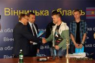 Вінничанина Максима Фурмана визнано кращим гравцем Міжнародного чемпіонату з міні-футболу ДІАЄВРО-2016
