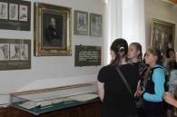 Для діток, які оздоровлюються в кардіоревматичному санаторії, поліцейські влаштували екскурсію до музею