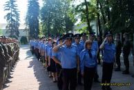 У Вінниці вшанували пам'ять правоохоронців, які загинули на службі