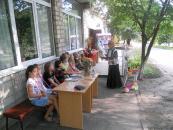 Маленькі вінничани виготовляли українські обереги