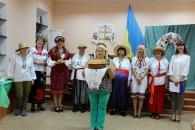 Терцентр влаштував для літніх людей фестиваль борщу та вареників
