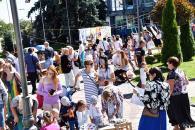 Вінничани відзначили День Незалежності патріотичними акціями з гордістю за свою державу