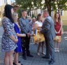 «Ровесники незалежності» - «БПП Солідарність» вітали з 25 річчям іменинників