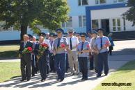 Напередодні Дня авіації вінницьких льотчиків привітали з професійним святом