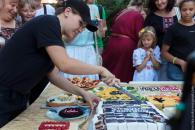 У садибі Коцюбинського вчора вирував фестиваль-пікнік «Громадська кухня»
