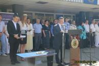 Майже дві з половиною тисячі першокурсників посвятили у студенти ДоНУ у Вінниці