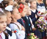 Міський голова Сергій Моргунов привітав вінницьких школярів з днем знань