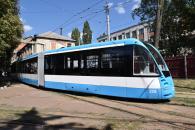 Другий вінницький трамвай «WINWAY» вийшов на маршрут