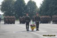 В Калинівці відкрили меморіальний пам'ятник загиблим бійцям військової частини 3028