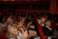 У музично-драматичному театрі ім. М.К.Садовського розпочався новий театральний сезон