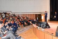 Єврокомісар Й. Ган та Прем'єр-міністр України В. Гройсман у Вінниці дали старт масштабному проекту з децентралізації «U-Lead з Європою»
