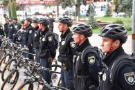 Вінницька Національна поліція патрулюватиме місто і на велосипедах