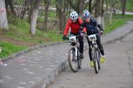 Вінничанин Андрій Корольов посів 2 місце в VIII етапі чемпіонату України з велокросу