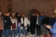Вінничанам показали колишні приміщення погребів, бомбосховища та пивоварні у підземеллі монастиря капуцинів