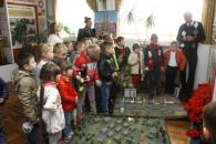 Першокласники 15-ї школи відвідали пожежну-рятувальну виставку у Вінниці
