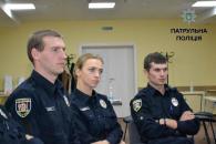 13 вінницьких патрульних поліцейських отримали сертифікати від експертів Консультативної місії ЄС
