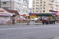 Від перехрестя вул. Зодчих та Пирогова і до лікарні ім. Ющенка будують додаткову ділянку зливової каналізації