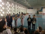 На Вінниччині відбувся обласний чемпіонат з тхеквондо