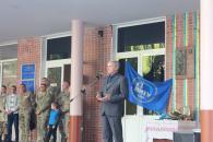 У Вінницькому національному технічному університеті вшанували пам'ять героя АТО Юрія Бабка