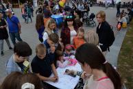 На вихідних в центрі міста відбувся Перший Вінницький освітній форум