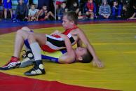 """Вінничани здобули три """"золота"""" на Всеукраїнському турнірі з греко-римської боротьби"""