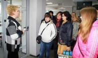 Управлінці з Луганської області познайомились з досвідом роботи Вінниці по наданню соціальних послуг