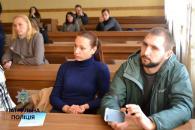 """Вінничанам показали """"кухню"""" патрульної поліції - в управлінні провели день відкритих дверей"""