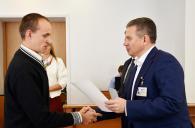 У міській раді привітали юристів з їхнім професійним днем