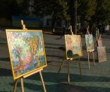 У Вінниці відбувся «Європейський вернісаж»